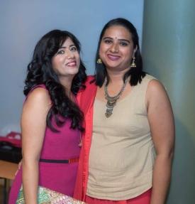 With Charu