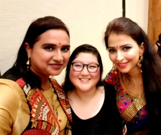 With Menika Mishra