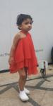 Priya's daughter Nayla - dress swap