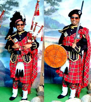 Scotland Kilt