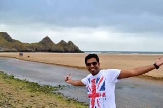 Three cliff bay