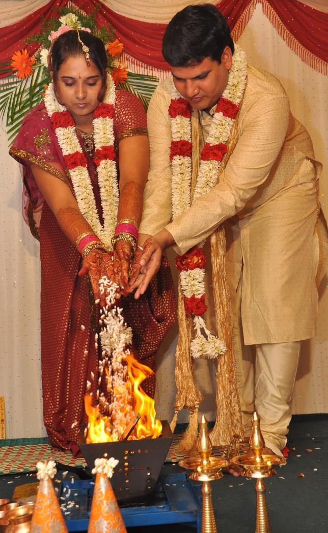 Agni as Sakshi